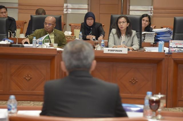 Komisi III Lanjutkan Uji Kelayakan Capim KPK