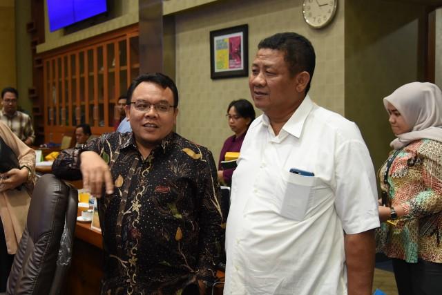 Pembahasan RUU Waspom Dilanjutkan DPR Periode 2019-2024