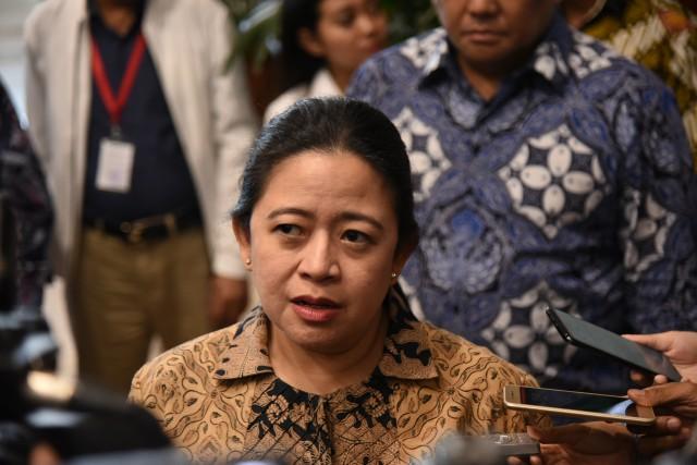 Ketua DPR Ucapkan Terima Kasih Kepada Aparat Pengamanan Kompleks Parlemen