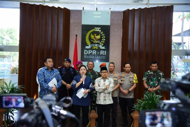 Jelang Pelantikan Presiden, DPR Berlakukan Sistem 'Clearance'