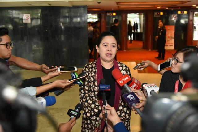 DPR Siap Laksanakan Pelantikan Presiden