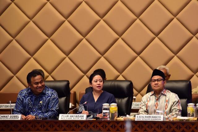 DPR Bersama TNI-Polri Siap Sambut Pelantikan Presiden