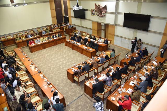 Komisi III Jamin Uji Kelayakan Calon Kapolri Berlangsung Independen