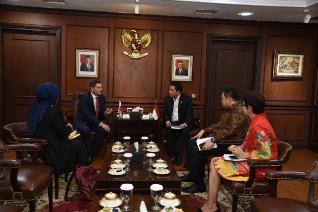 Parlemen Indonesia-Polandia Tingkatkan Kerja Sama Perdagangan