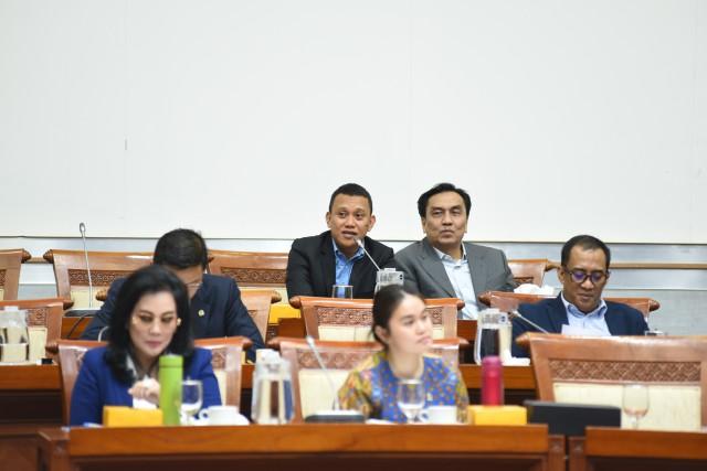 Komisi I Dukung Diplomasi Ekonomi Pemerintah