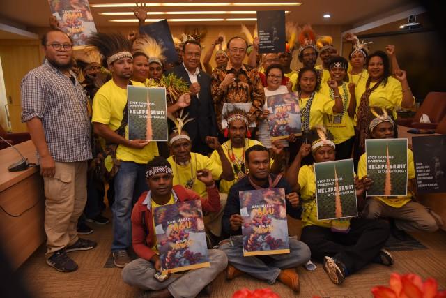 Sulaeman Hamzah Komitmen Selesaikan Konflik Pertanahan Papua