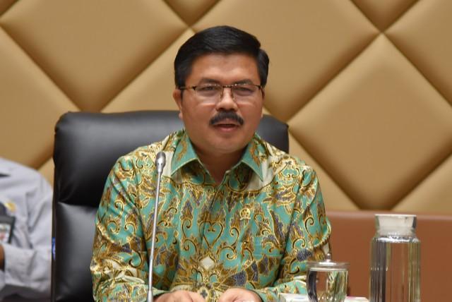 Legislator Terima Audiensi DPRD Kabupaten Pangkep