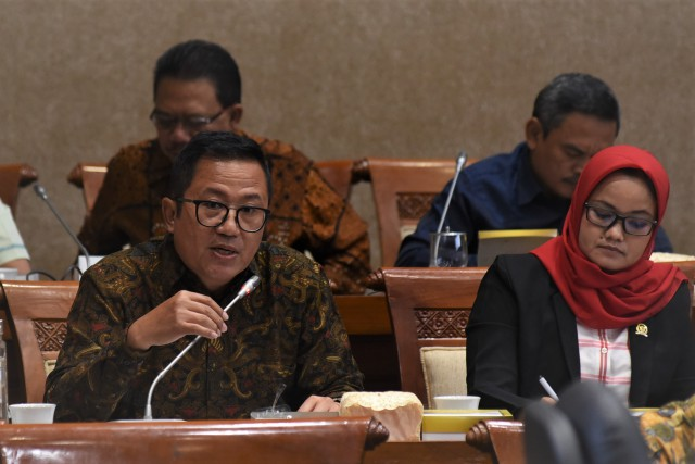 Komisi XI Minta Bappenas Tidak Tergesa Pindah Ibu Kota