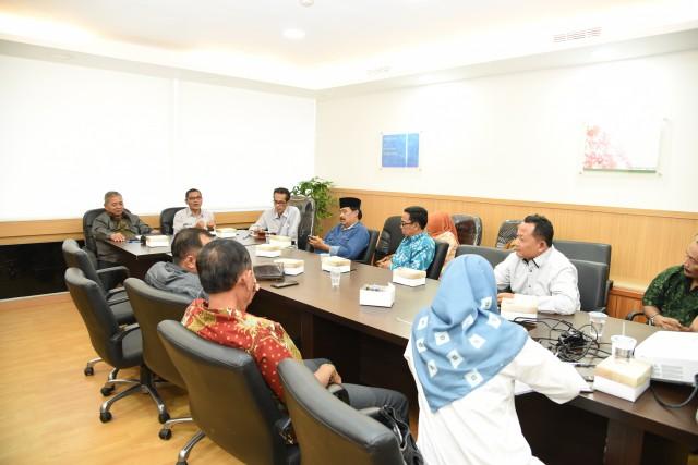 BK DPR Terima Konsultasi Dana Transfer Daerah dari DPRD Nganjuk