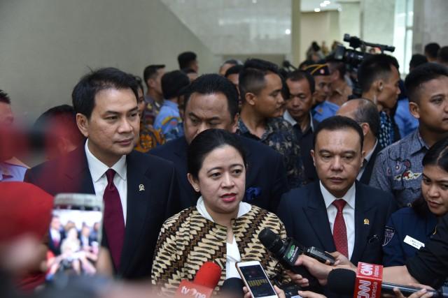 Calon Kapolri Disetujui, Ketua DPR Dorong Tercipta Koordinasi dan Sinergi