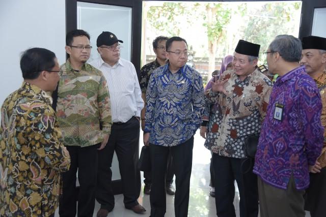 BAKN DPR Dukung Pengembangan Badiklat PKN BPK Bali