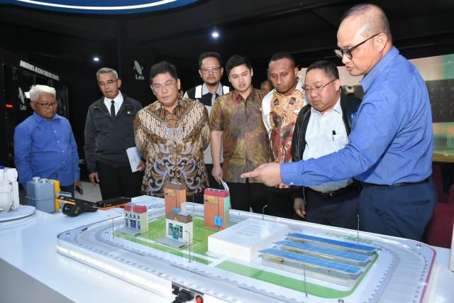 Komisi I Dorong PT. Len Industri Siapkan Pemenuhan Kebutuhan Alutsista untuk TNI