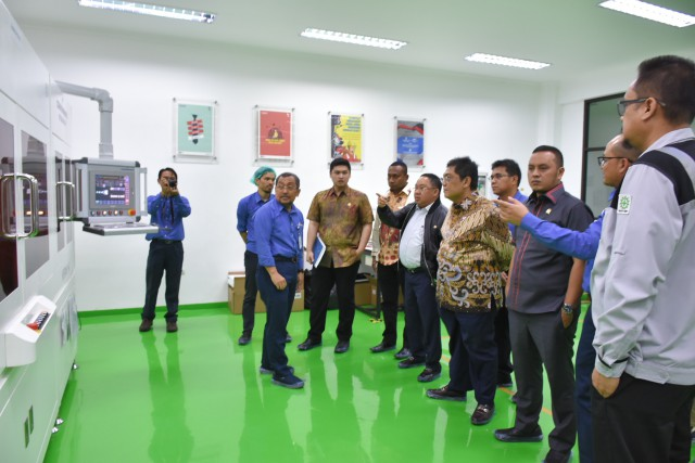 Legislator Harap PT. Len Industri Buat Alutsista Mandiri