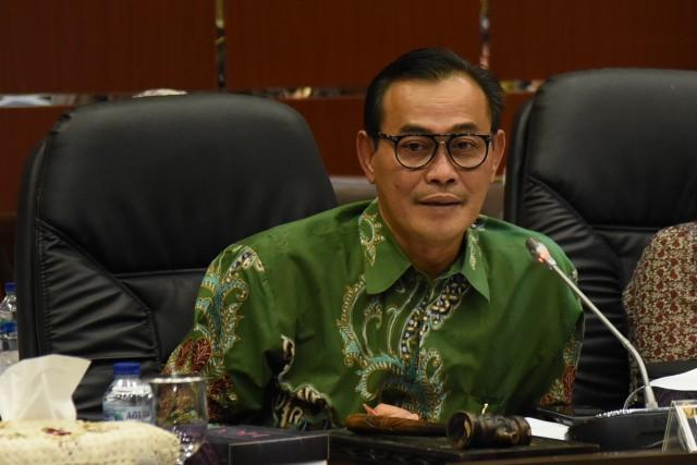 Legislator Pertanyakan Ungkapan 'Ormas Sebagai Makhluk Politik'