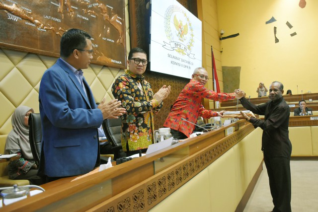 DOB Papua Butuh Inpres