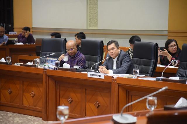 Komisi III Setujui Permohonan Pertimbangan Kewarganegaraan Dua Atlet Olahraga