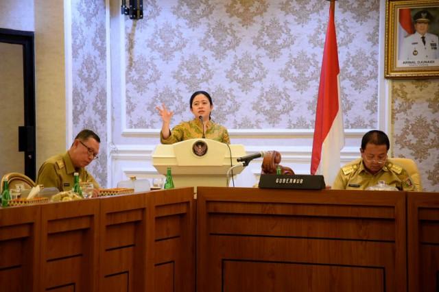 Ketua DPR Cek Kesiapan Lampung Hadapi Natal dan Tahun Baru