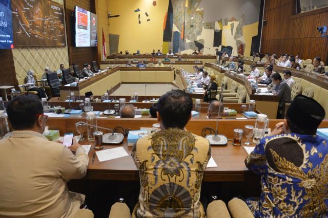 Komisi II Ajak Semua Pihak Amalkan Pancasila
