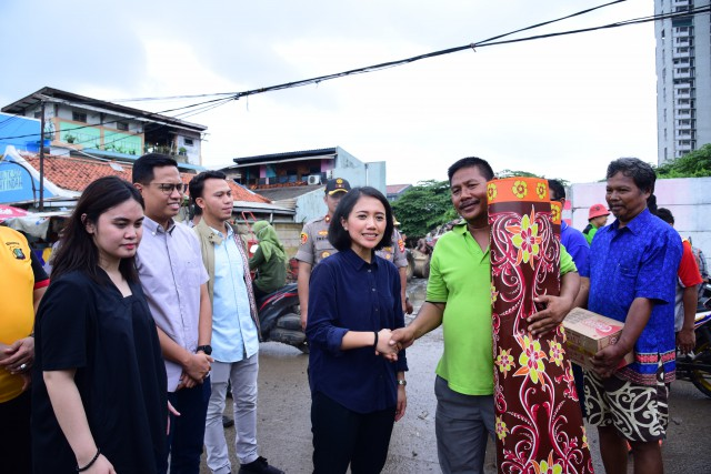 KPPI Salurkan Bantuan Untuk Korban Banjir