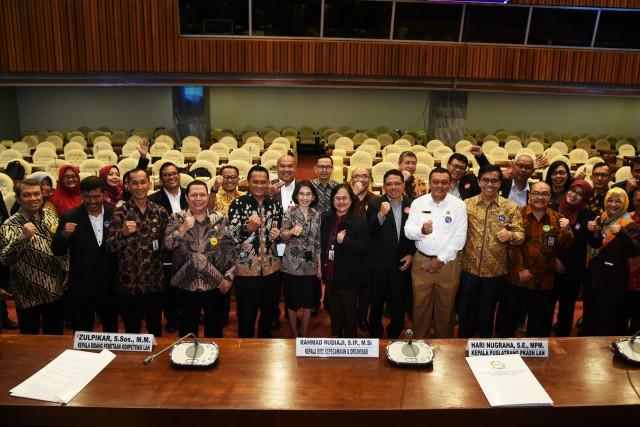 Asesmen JPT Setjen dan BK DPR RI Harus Objektif dan Transparan