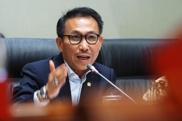 Komisi III Desak Kapolri Tuntaskan Kasus yang Resahkan Masyarakat