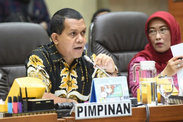 Komisi IX Sepakat Bentuk Tim Kaji Omnibus Law UU Cipta Lapangan Kerja