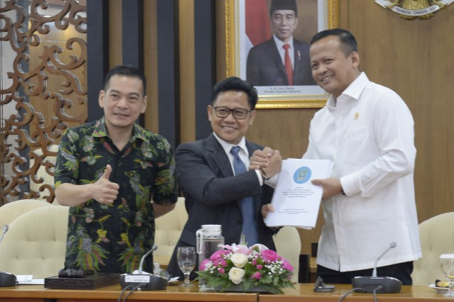 Muhaimin Iskandar Dukung Program Kesejahteraan Nelayan