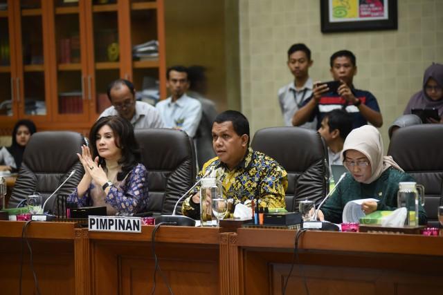Komisi IX Apresiasi Langkah Kemenkes Terkait Virus Corona