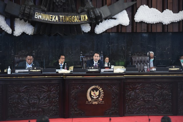 RUU KUHP dan Pemasyarakatan Akan Dibahas di Komisi III