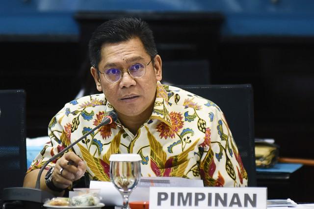 Komisi III Harap Pemerintah Selesaikan Pembahasan RUU KUHP dan Pemasyarakatan
