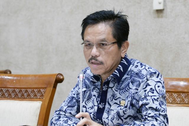 Anggota DPR Klarifikasi Polemik Isu Cetak Uang