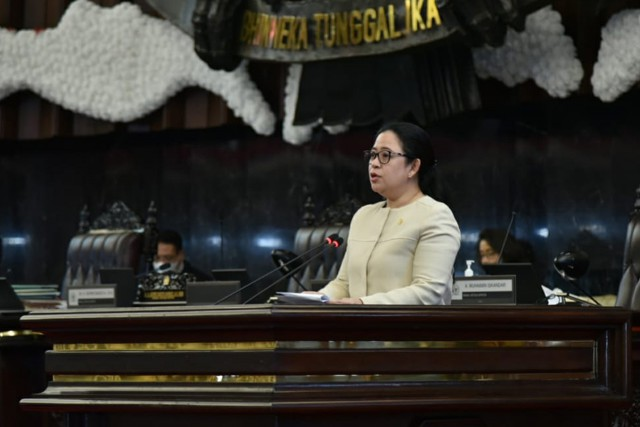 DPR Tutup Masa Persidangan III 2019-2020 Dengan Sejumlah Agenda
