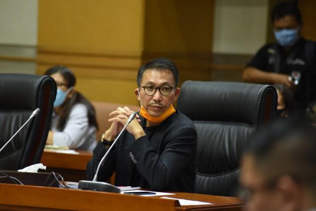 Komisi III Tekankan Over Kapasitas dan Penanganan Covid-19 di Lapas