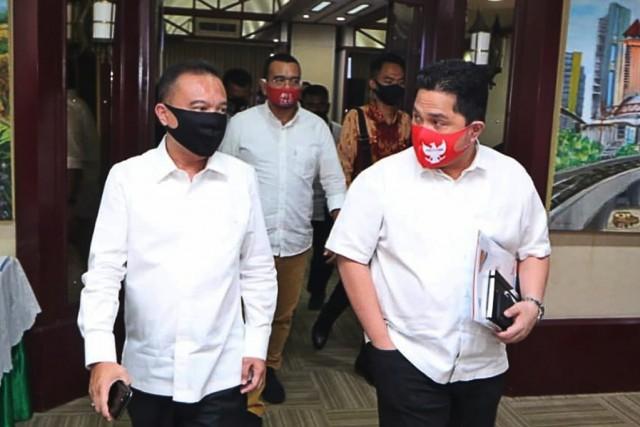 Satgas DPR Apresiasi Kementerian BUMN Siap Jalankan 'New Normal'