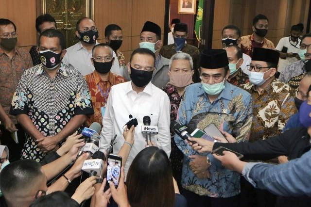 Satgas Lawan Covid-19 Apresiasi 'Masterplan' Kemenag Hadapi 'New Normal'