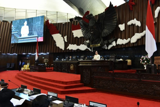 Revisi UU Penanggulangan Bencana Disepakati Jadi RUU Inisiatif DPR