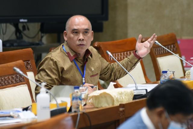 Hergun: Presiden Jokowi Seperti Kerja Sendiri