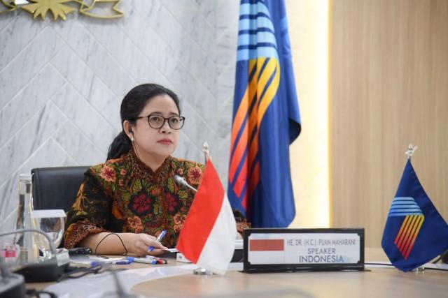 Puan Maharani Serukan Gotong Royong ASEAN-AIPA untuk Tangani Covid-19