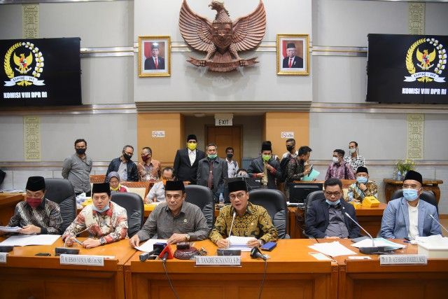 Komisi VIII Dukung Aktivitas Belajar Pesantren di Zona Hijau