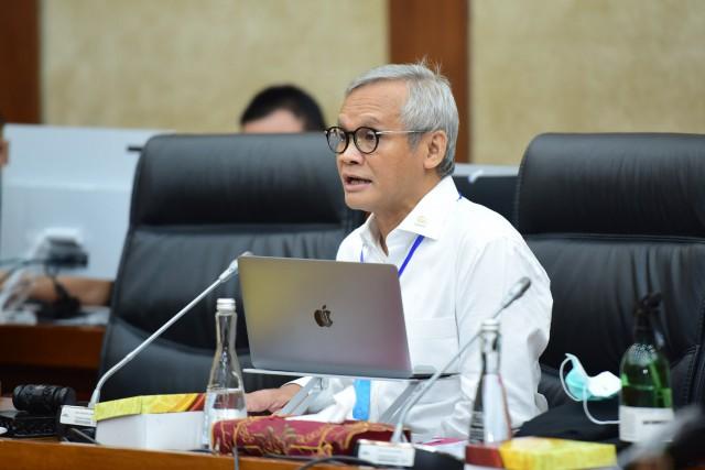 Komisi VI-Menteri BUMN Raker Bahas Program PEN