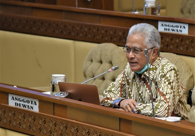 Ekonomi Indonesia Jangan Sampai Masuk Jurang Resesi