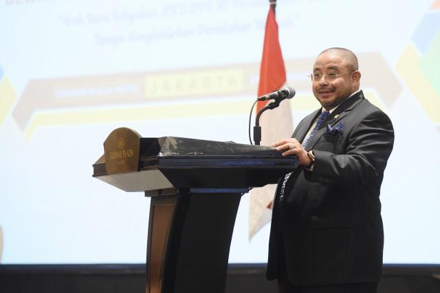 HUT ke-75 DPR, Ketua MKD Ungkap Sebuah Harapan