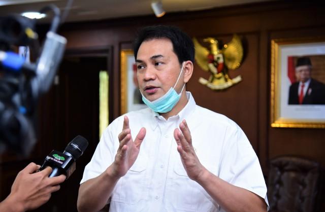 DPR Minta Pemda Proaktif Bantu Warga Terdampak Erupsi Gunung Sinabung