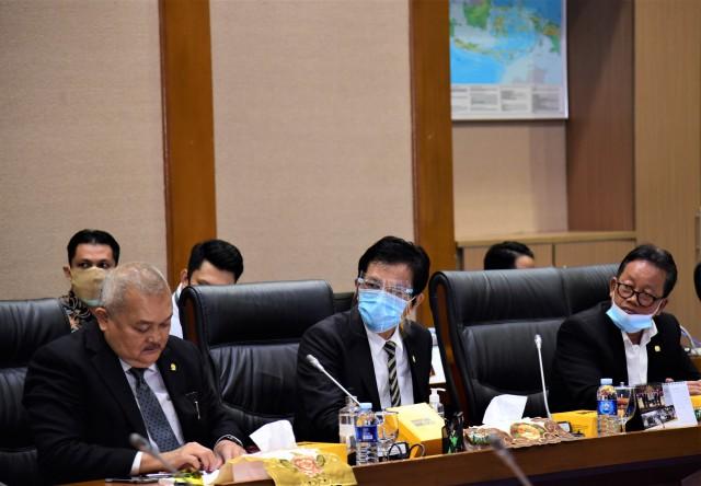 Komisi VII Apresiasi Capaian WTP Kementerian ESDM