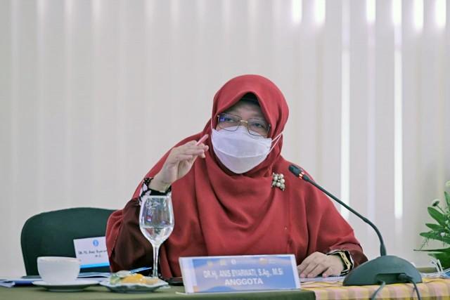 Anis Byarwati Beri Catatan Kritis UU Cipta Kerja