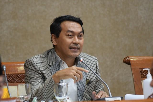 Rudi Hartono Pertanyakan Realisasi Penjaminan KUR Jamkrindo