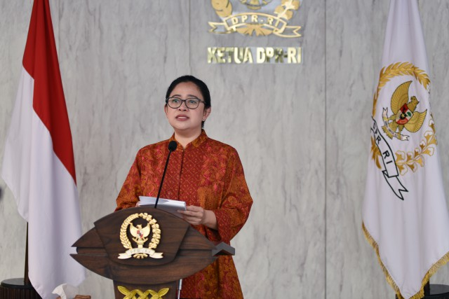 Puan Maharani: Pancasila Bintang Penuntun Indonesia Hadapi Semua Rintangan