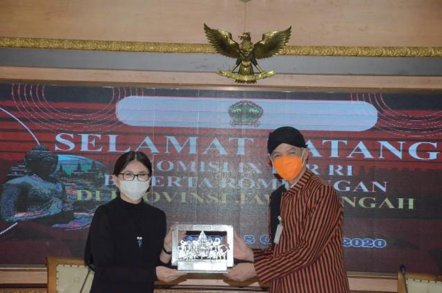 Komisi X DPR Apresiasi Pemprov Jateng Atasi Covid-19