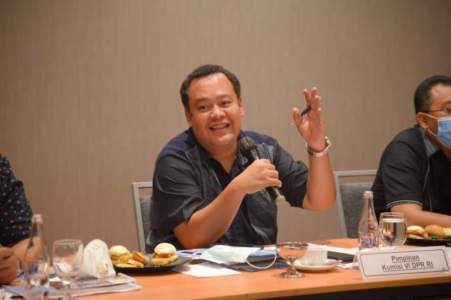 Komisi VI Dukung Pembinaan UMKM di NTB