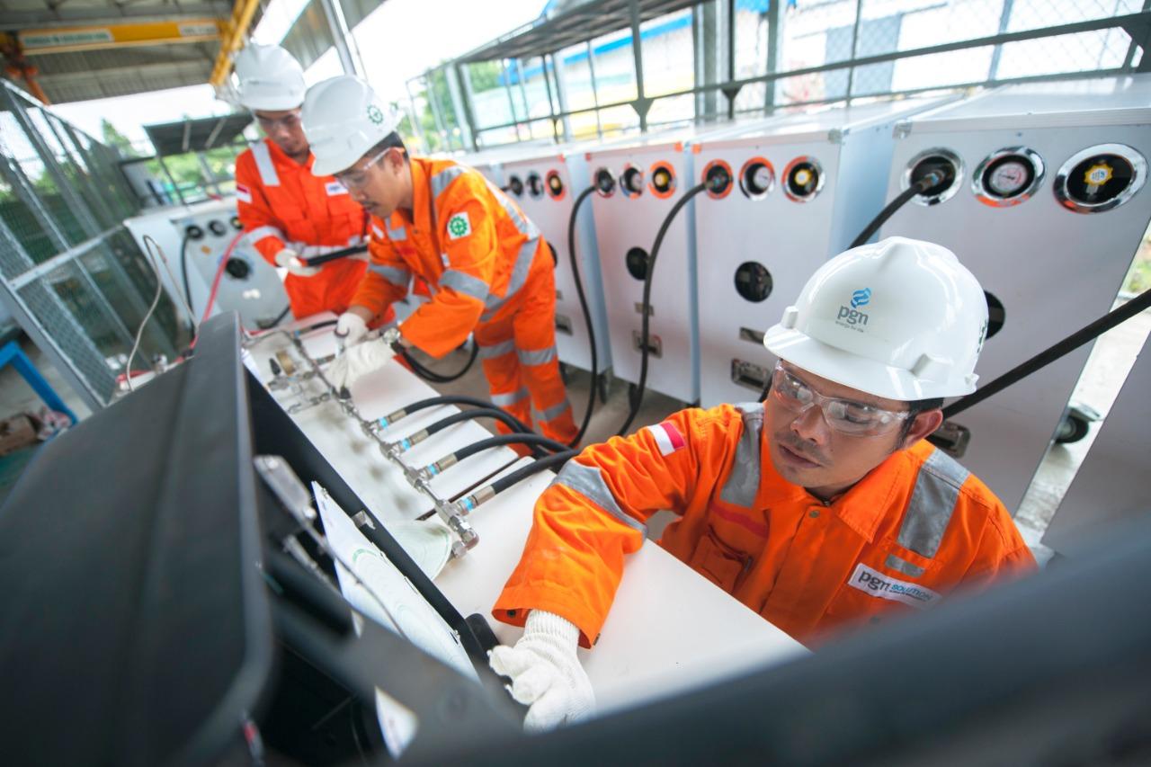 Sapta PGN, Program Strategis PGN Tingkatkan Pemanfaatan Gas Nasional